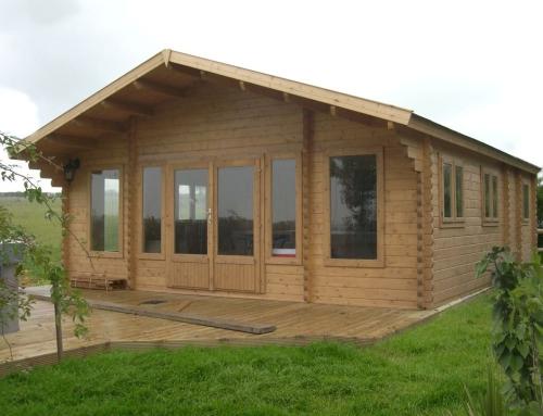Mrs Kirby's cabin