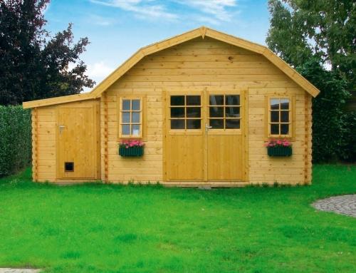 Mrs Marriott's cabin