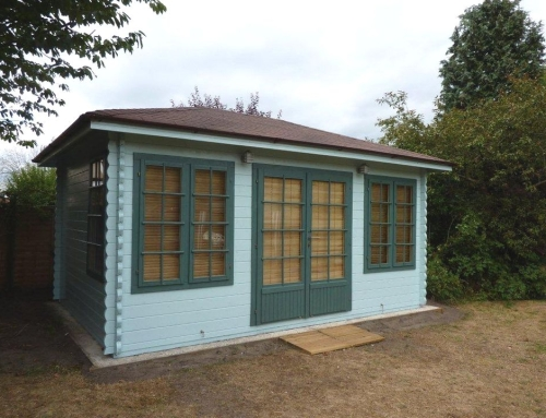 Mrs Marron's cabin