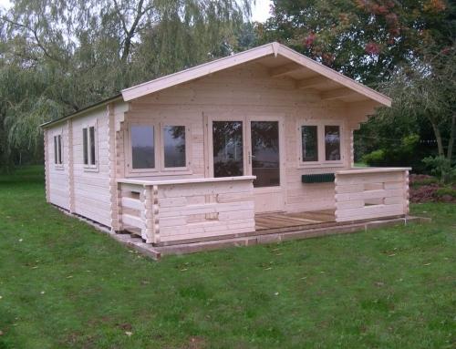 Mr Nelson's cabin