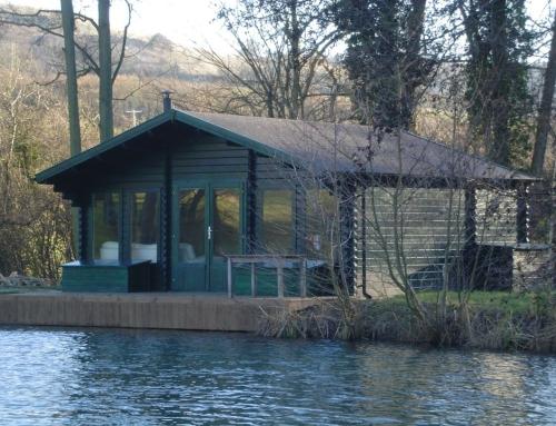 Mr Newiss's cabin