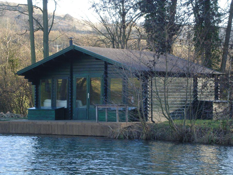 Newiss Classic apex roof log cabin