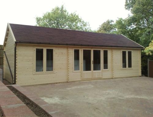 Mr Roger's cabin