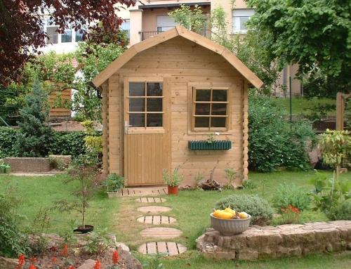 Mr Shepherd's cabin