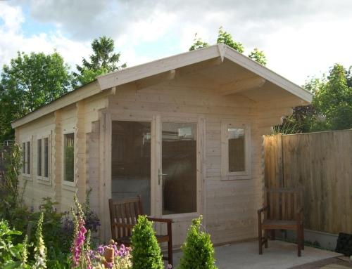 Mr Steer's cabin
