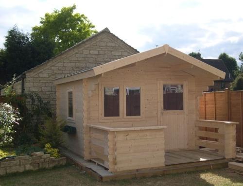 Miss Ward's cabin