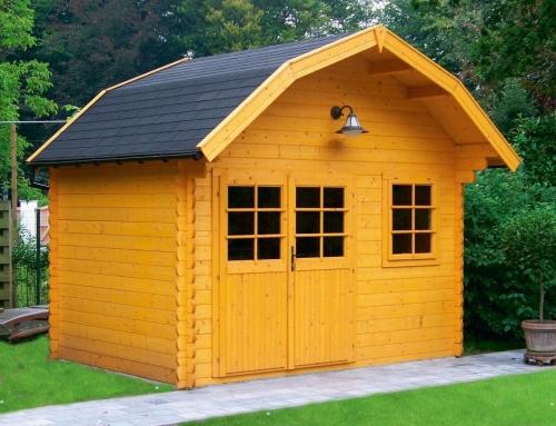 Mr Weir's cabin