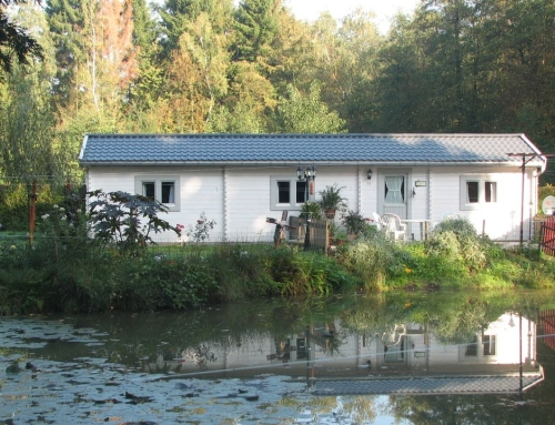 Mrs Welsby's cabin