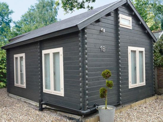 Wendy Classic apex roof log cabin