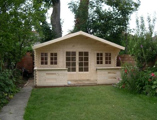 Mr Winner's cabin