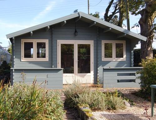 Mrs Wishart's cabin