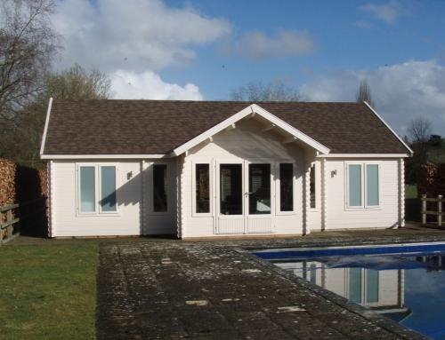 Mr Robbin's cabin