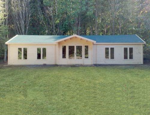 Mr Ryder's cabin