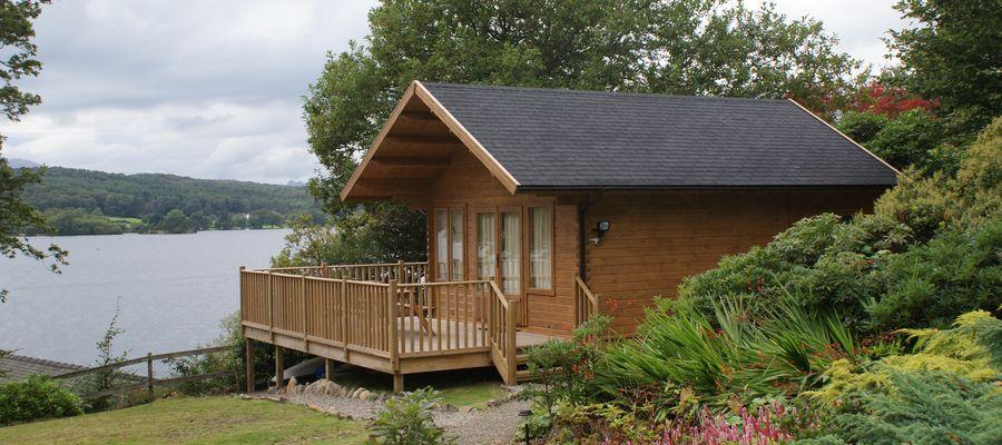 Forest Lodge in Cumbria