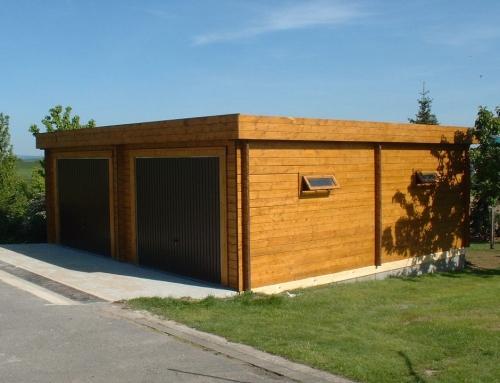 Mr Alder's garage
