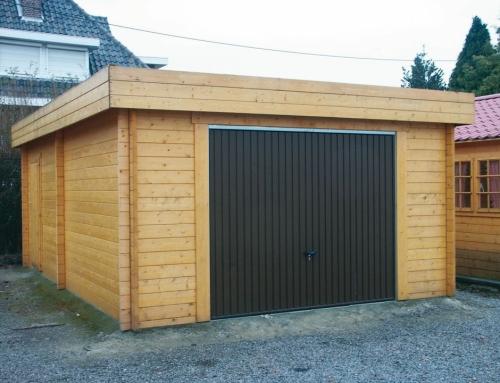 Mr Royse's garage