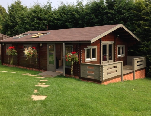 Two Bedroom Lodge – Sandpiper
