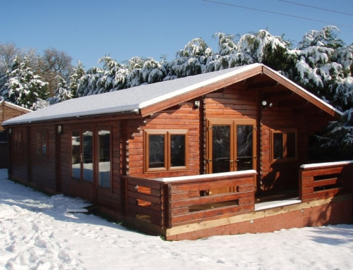 Two Bedroom Lodge – Building Regs