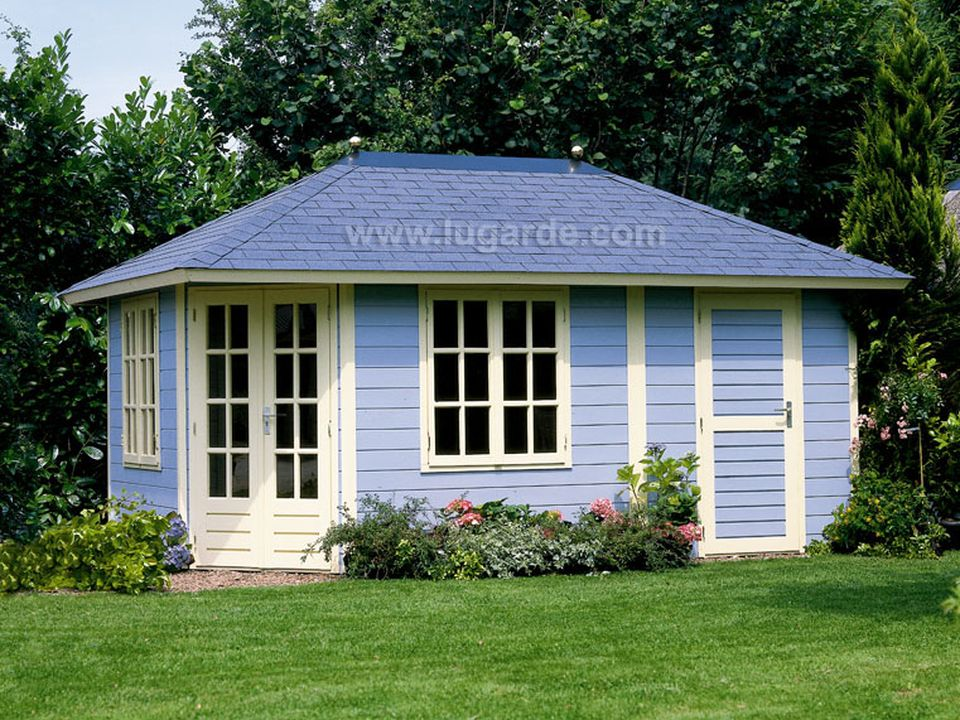 Lugarde Prima Fifth Avenue Duo Maxi summerhouse