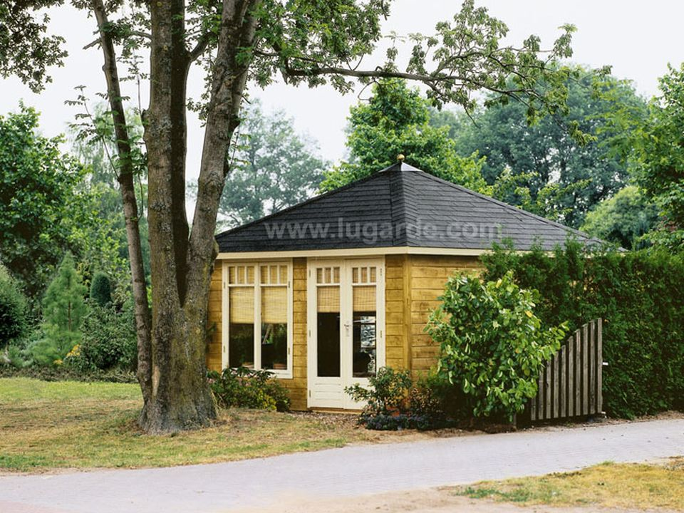 Lugarde Prima Demy summerhouse