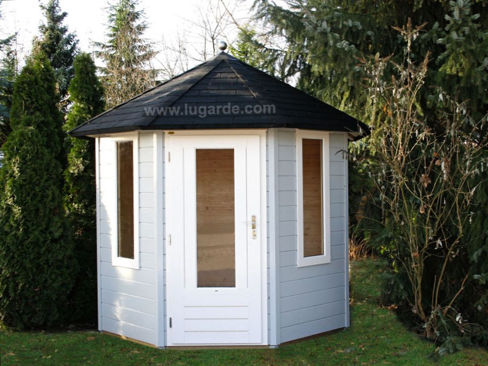 Lugarde Prima Jeffrey octagonal summerhouse 250cm