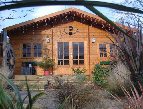 Two Bedroom Lodge – Comfort