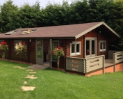 Two Bedroom Lodge- Sandpiper caravan/mobile home 6m x 10m