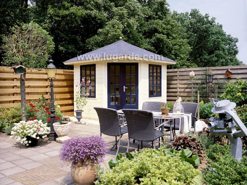 Lugarde Prima Fifth Avenue 240 Classic summerhouse