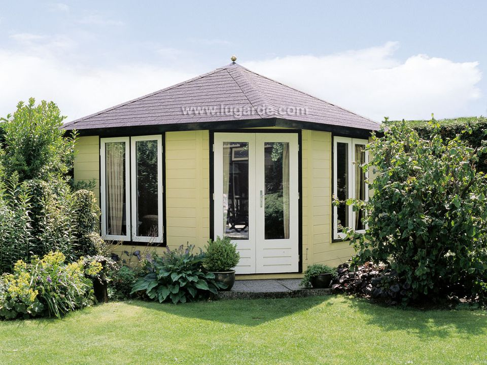 Lugarde Prima Fifth Avenue 360 Modern summerhouse