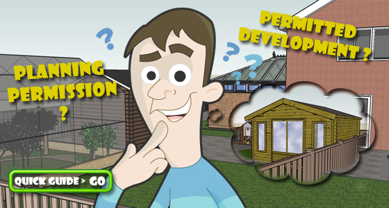 Quick guide to planning permission & permitted development