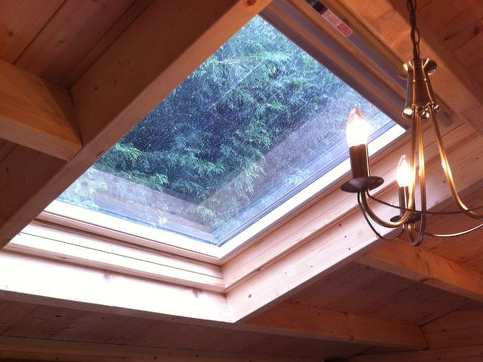 Velux Windows Keops Interlock Log Cabins