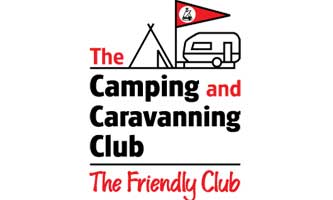 Keops log cabins for the Camping and caravanning club