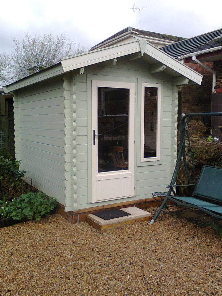 Sewing & craft log cabin