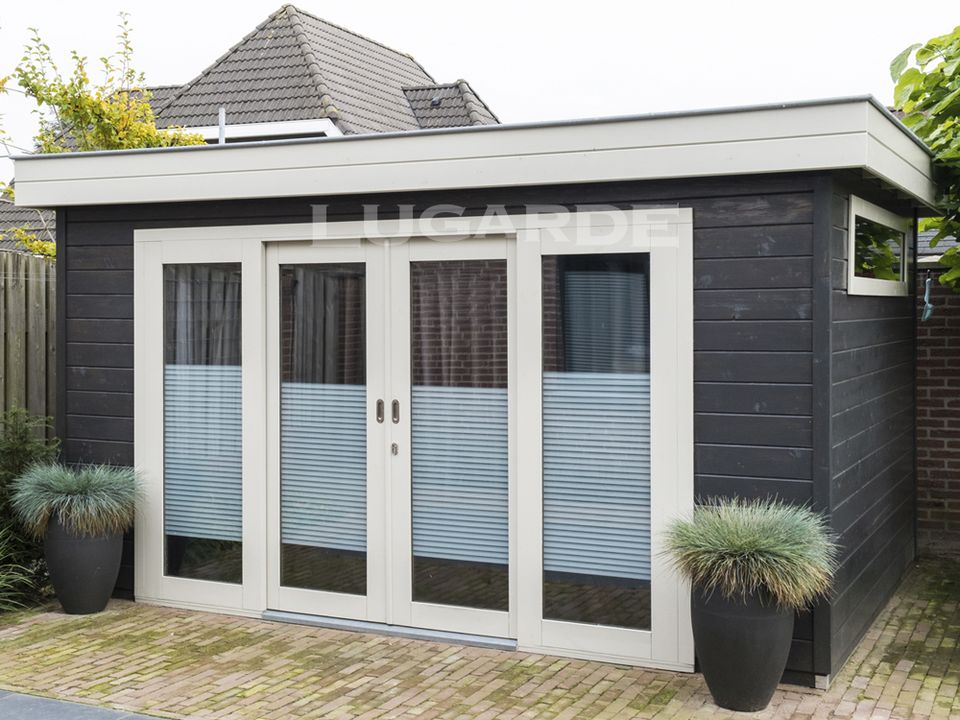Lugarde Prima Eva flat roof summerhouse