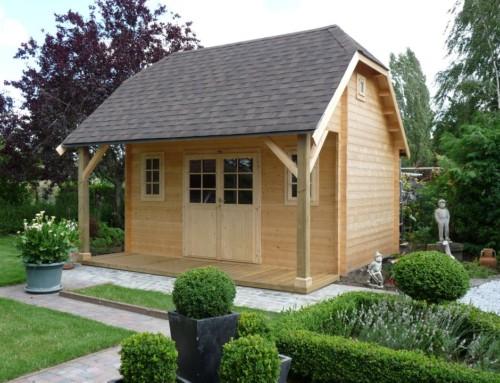 Mr Hardy's cabin