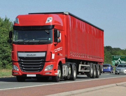Our Keops delivery lorries