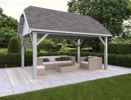 Stylish gazebos for your garden