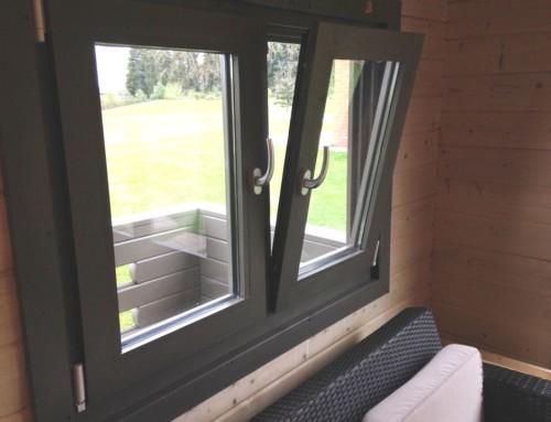 Keops Premium tilt and turn windows