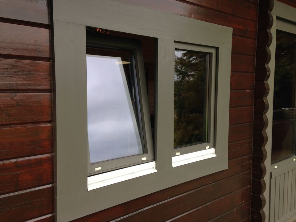 WRG premium window in tilt position