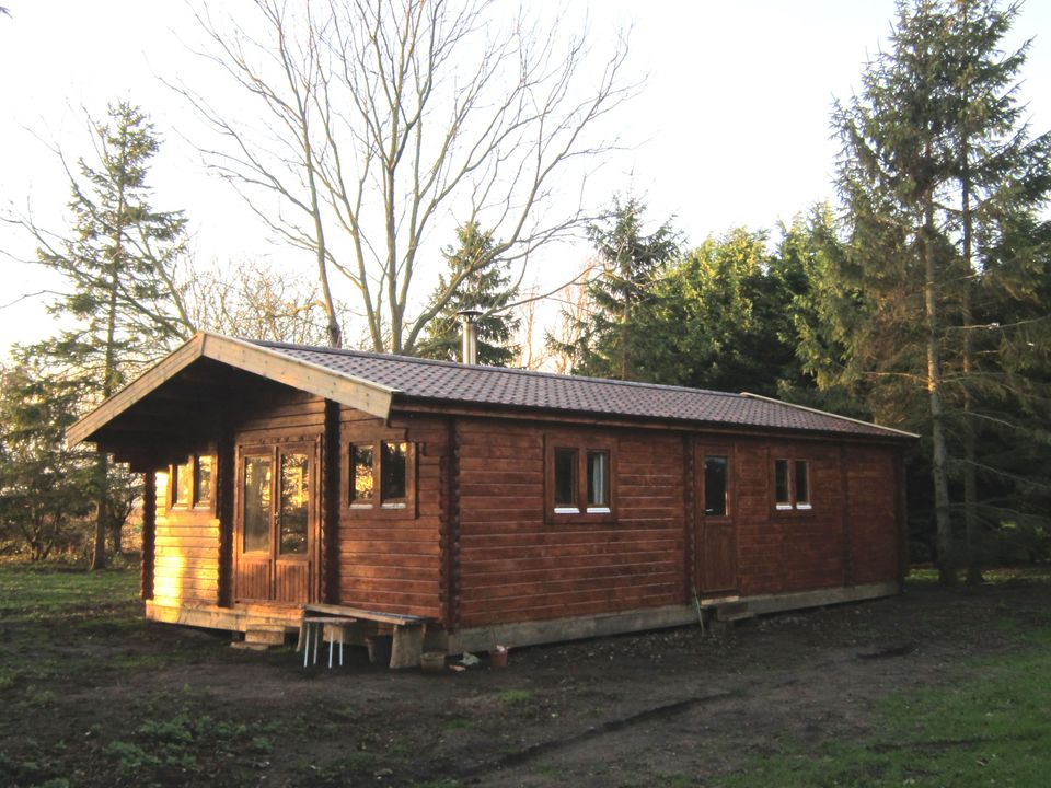 Metal pantile roofing keops interlock log cabins Cabins with metal roofs