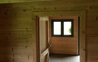 Keops Foest Lodge interior