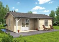 Keops Interlock Skylark - one bedroom caravan mobile home