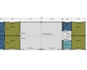 Keops Interlock Cormorant caravan/mobile home