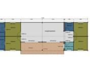 Keops Interlock Spoonbill caravan/mobile home