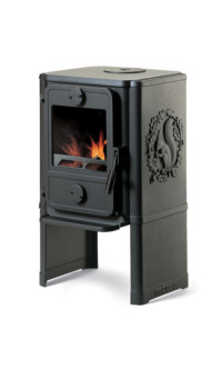 Morso 1442 multifuel stove for Keops log cabins