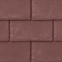 Tapco imitation slate roofing tiles in Red Rock