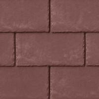Tapco imitation slate roofing tiles in Red Rock