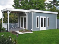 Lugarde Prima Anthony PR38 summerhouse with extra height