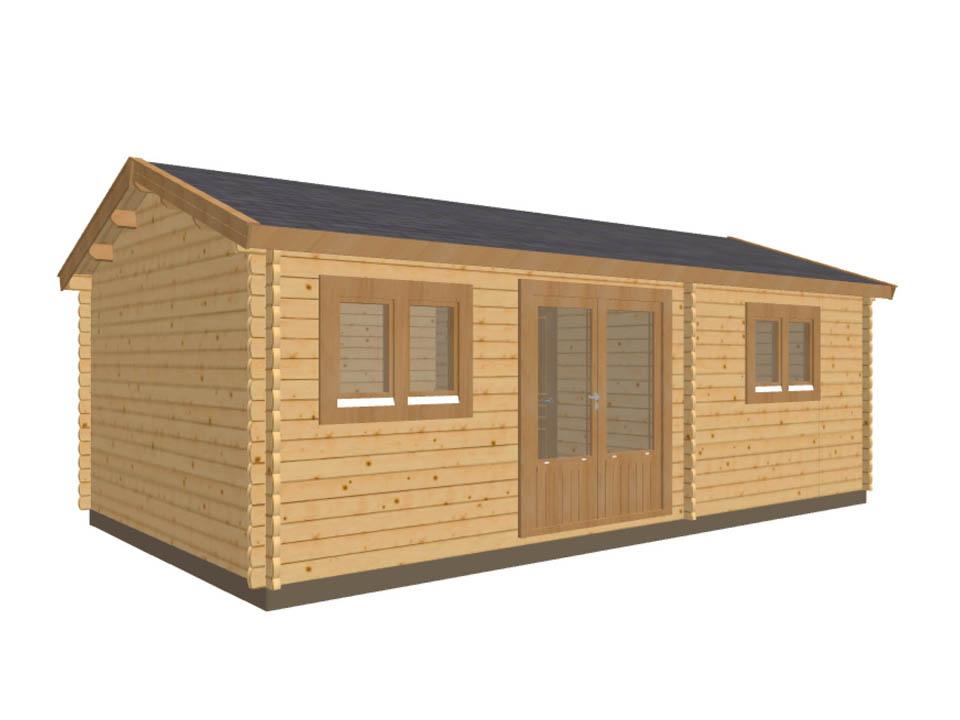 Keops Interlock Firecrest caravan/mobile home