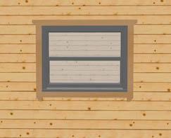 SRG sash window